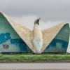 Автобусную остановку Омска включили в список самых необычных