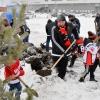 65 сосен стали началом парка у «Арены Омск»