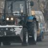 Омские дорожники начали работать по-зимнему