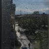 Жители Омска и области наблюдали град