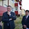 Глава региона требует с «Омскагрострой» 34 млн рублей за аварийные квартиры для сирот