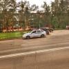 На Тюкалинском тракте «Лада» столкнулась с грузовиком