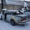 Молодой омич попросил друзей вывести якобы его авто на металлолом