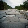 В Омской области чиновников принудили отремонтировать дорогу