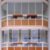 Остекление балконов: виды и особенности