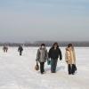 В Омской области закрыли еще одну ледовую переправу