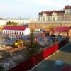 В Омской крепости снесли пристройку цейхгауза 1873 года постройки
