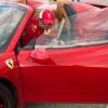 Бывший капитан омского «Авангарда» Денис Куляш продал свою Ferrari