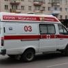В Омске автобус наехал на свою же пассажирку