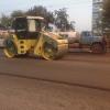 В Омской области ремонт  дорог по программе «Платон» завершится до октября