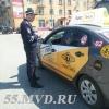 Омские таксисты перевозят пассажиров на неисправных автомобилях