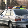 В Омске пассажиров маршрутки возил пьяный водитель