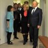 Голодец оценила новую детскую больницу в Омске