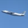 Омский аэропорт принял самый большой в мире транспортный самолет