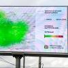 Экологический экран не выдержал и месяца работы в Омске