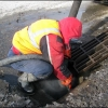 Депутаты Омского горсовета предложили промывать ливневую канализацию кипятком