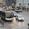 """На проспекте Маркса сделают """"выделенку"""" для общественного транспорта до конца года"""