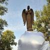 В Омске появился ангел-хранитель