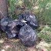 Омичей приглашает на уборку в сквер Дружбы народов