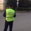 Омский мотоциклист упал с «железного коня» в попытке скрыться от полиции (видео)