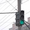 На Левобережье Омска изменили режим работы светофора на перекрестке Ватутина-Конева