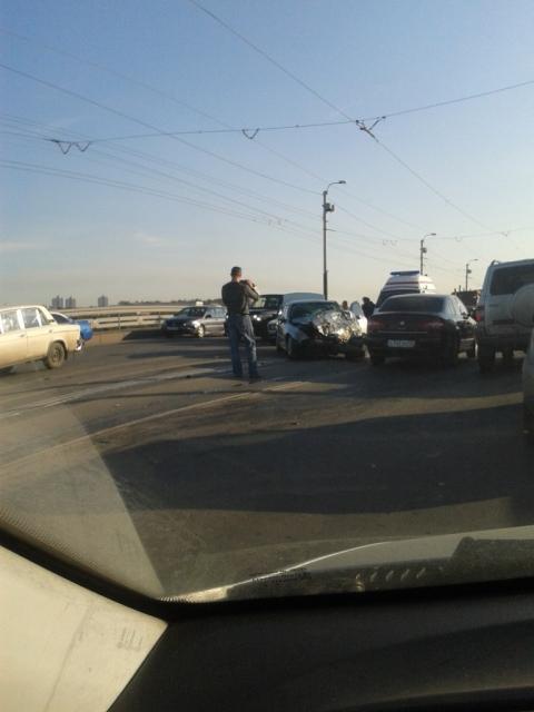 авария сегодня у телецентра фото