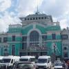 За яркость и благородство омскому ж/д вокзалу отдали второе место