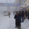 В Омске водителей заведенных авто просят подвозить пассажиров