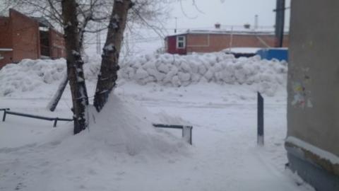 Снежная стна
