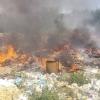 После ликвидации свалок омичи продолжают складировать мусор