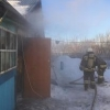 В Омской области пожар в доме унес жизни двоих детей