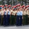 Омские курсанты установили новый рекорд Гиннесса по поднятию гирь