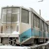 В Омске на маршрут №8 вышел первый московский трамвай