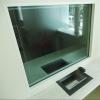Кассовые окна с передаточным лотком – технические особенности