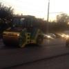 Дорожные работники взялись за ремонт улиц Масленникова и Транссибирская  в Омске