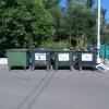 Мусорные контейнеры рядом с дорогой улучшат ситуацию с мусорной реформой в Омске