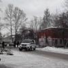 В Омске эвакуировали художественную школу № 5 из-за забытой посетителем коробки