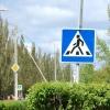 На пешеходном переходе в Омске мужчина попал под колеса маршрутки
