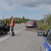 Дорога на Красноярку и Чернолучье закрыта для свободного проезда