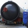 Оборудование весом 6 тысяч тонн для нефтезавода причалило в Омске
