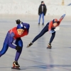 150 омских конькобежцев поборются за награды на «Льду надежды нашей»