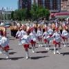Омские коллективы показали, как промаршируют в Каннах