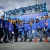 Автолюбительницы Омска проверили топливо на АЗС «Газпромнефть»