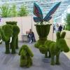 В Москве открылась международная выставка Flowers 2017