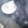 В Кировском районе Омска ночью загорелась баня