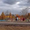 В Омске обновят детскую площадку, построенную фондом Водяновой 10 лет назад