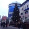 В Омск приходит новогоднее настроение