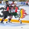 Омский «Авангард» потерпел второе поражение в играх с «Ак Барсом»