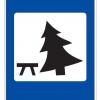 На федеральной трассе в Омской области разместят 12 сервисных зон для водителей