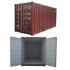 Эксплуатационные моменты и конструктивные особенности 20-ти футового стального контейнера